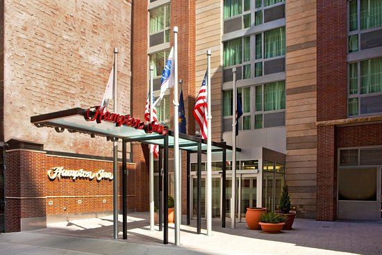 Hampton Inn Manhattan Grand Central New York City Ny