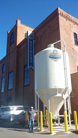 Petoskey Brewing: exterior