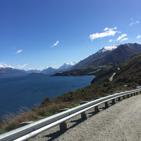 Queenstown, New Zealand: The drive to Glenorchy is breathtaking