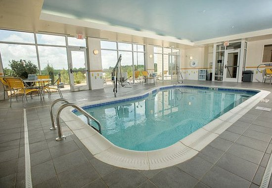 Athens, ألاباما: Indoor Pool