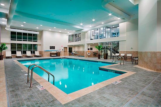 Doubletree By Hilton Hotel Bristol Connecticut Indoor Pool