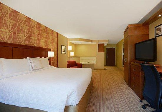Oneonta, estado de Nueva York: King Whirlpool Guest Room