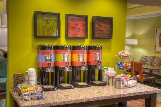 Gulf Breeze, FL: Coffee Station