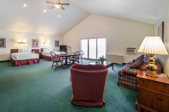 Whitehall, MT: Suite