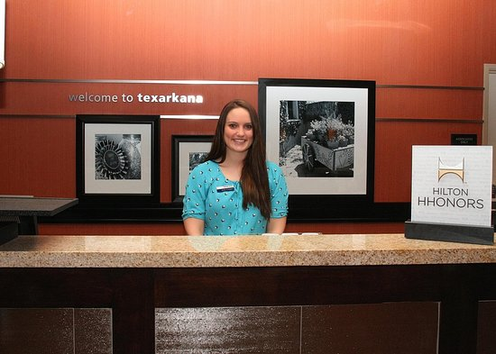 Texarkana, AR: Front Desk