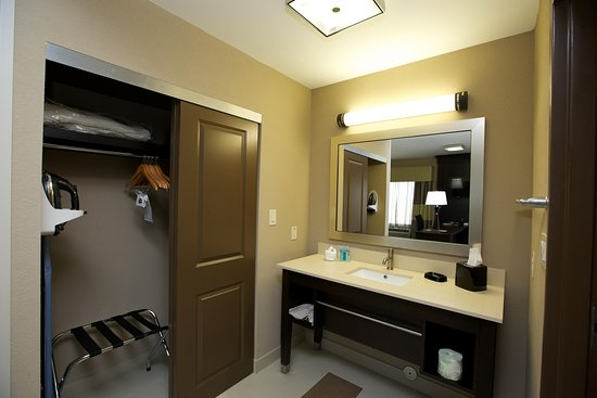 Missouri City, Техас: Vanity Closet