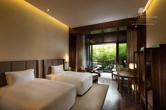 Baoting County, Cina: Guest Suite bedroom