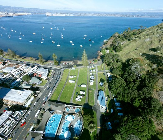 Mount Maunganui Beachside Holiday Park : Mount Beachside Holiday Park