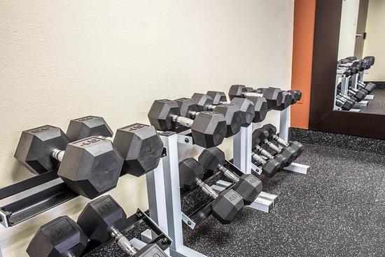 แคนนาโพลิส, นอร์ทแคโรไลนา: Fitness Center