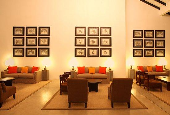 AVANI Bentota Resort & Spa: Main Lobby