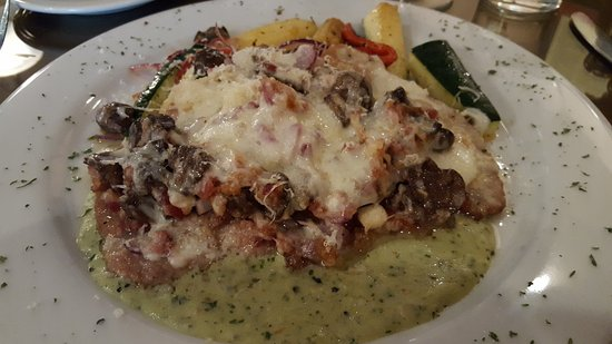 Rio Rancho, NM: Veal Saltimbocca