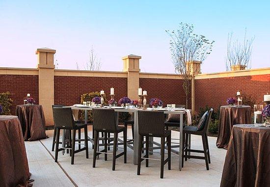 Lansdale, Pensilvanya: Ballroom Terrace - Outdoor Reception
