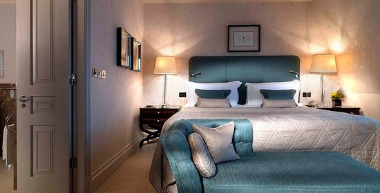 The Stafford London: The Mews Suite