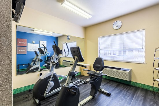 Comfort Suites Near the Woodlands: Fitness Center
