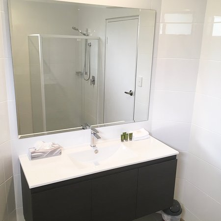 Kingscote, Australië: Superior Room Bathroom