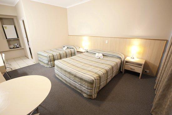 Adelaide Road Motor Lodge: Standard Qu/ twin