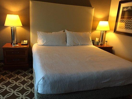 Hilton Garden Inn Washington, DC Downtown: Room 1312