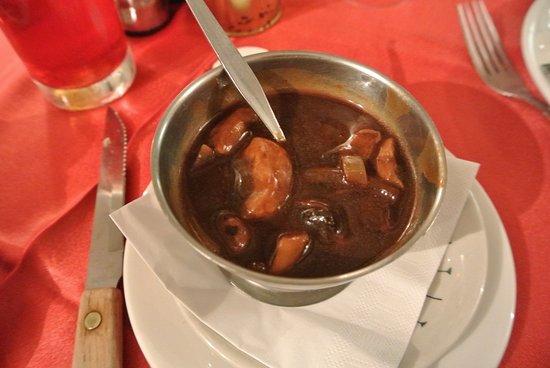 Croydon Steak House: Peppercorn sauce