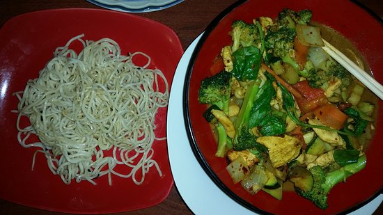 Best Chinese food in Boise! - Review of Wok-Inn Noodle, Boise, ID ...
