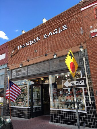 Williams, AZ: Thunder Eagle Native Art