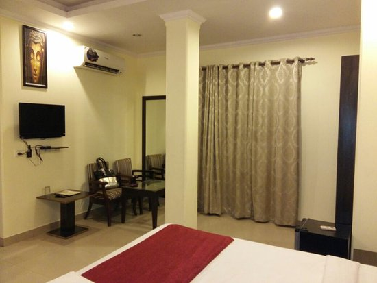 National Capital Territory of Delhi, India: Hotel Chanakya Inn