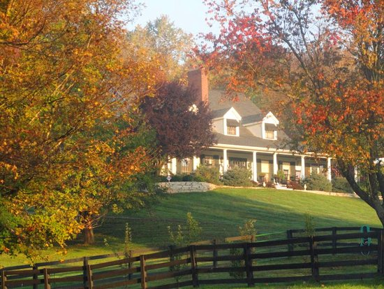 Autumn at The Inn and Granville