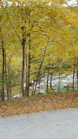 Jim Thorpe, PA: View along the ride