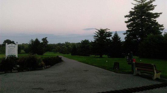 Dover, Pennsylvanie : A beautiful view from the porch of the golf course