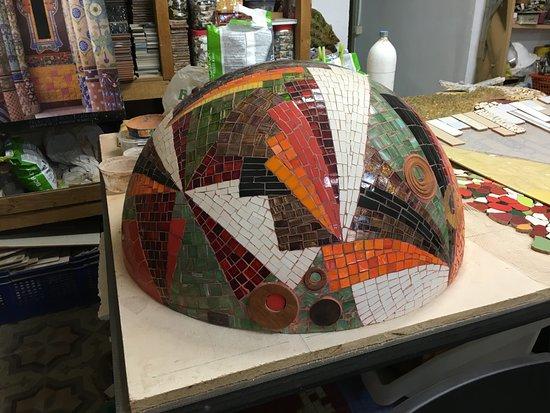 Taller De Mosaics Artistics Livia Garreta