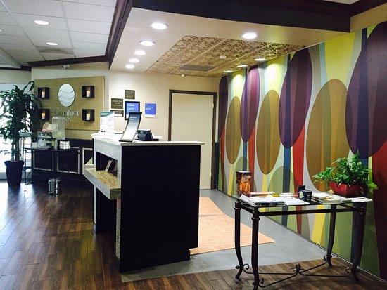 Blythewood, SC: Front Desk Lobby