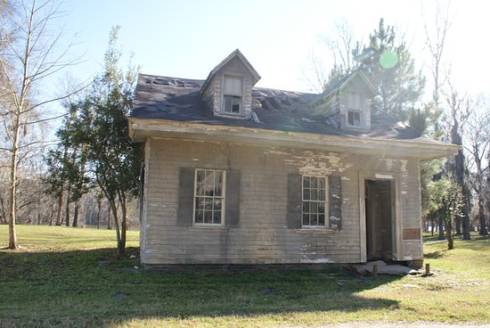 Millbrook, ألاباما: Spectre house