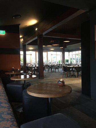 Warwick, Australia: On sight restaurant