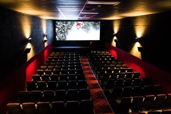 Fernie, Canadá: Cinema Screen