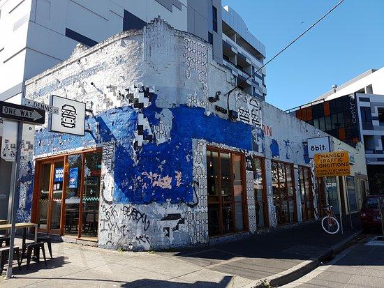 Footscray, Australia: 8bit