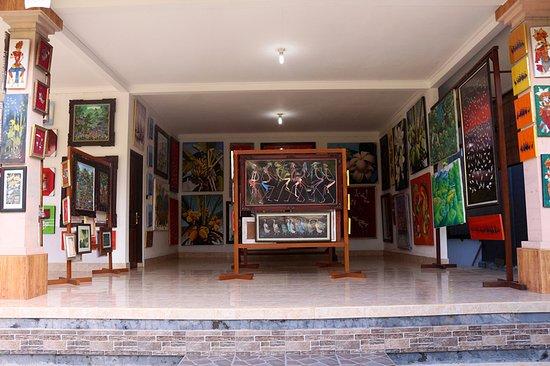 Wayan Gama Painting