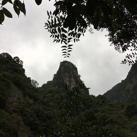 Yongjia County, Китай: 龙湾潭国家森林公园