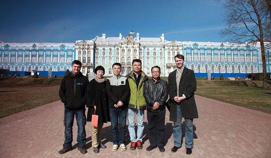 Your Guide in Saint-Petersburg - Tours: Начав в 8:00 обзорную экскурсию по Питеру к 11:00 были уже в Пушкине!