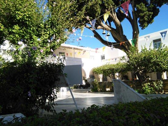 Парикия, Греция: cattedrale