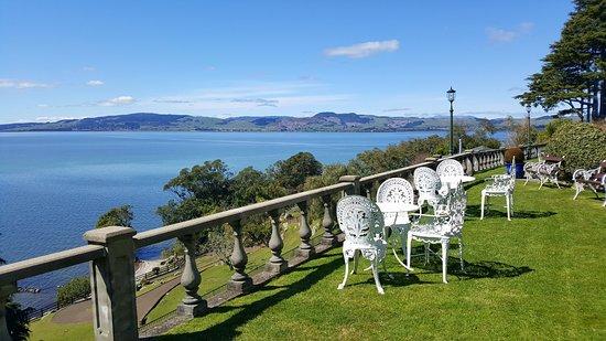 Peppers on the Point - Lake Rotorua: View out over Lake Rotorua