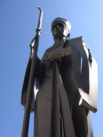 Monument a l'abat Oliba a Vic