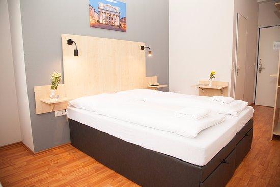 Für ein Hostel wirklich sehr gute Unterkunft A&O Aachen