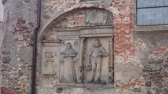 Lower Silesia Province, Polen: Tablice nagrobne