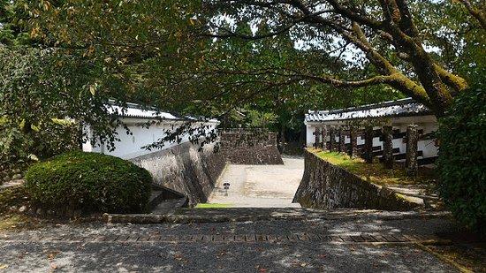 日本日南市: 飫肥城景