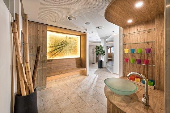 Alphotel Innsbruck : Neuer Saunabereich