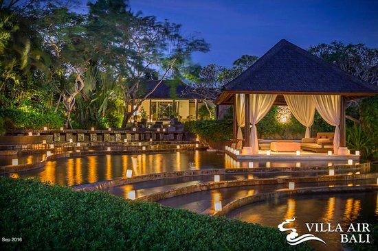 Villa Air Bali Boutique Resort & Spa: Garden