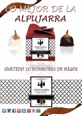 Pitres, Hiszpania: ¡Lo mejor de la Alpujarra!. 10 variedades de higo con diversos licores. ¡Descúbrelos!