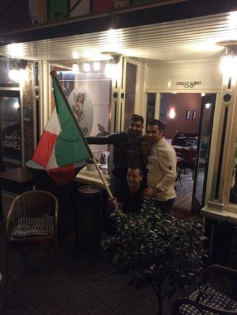 vlaardingen italiaans restaurant
