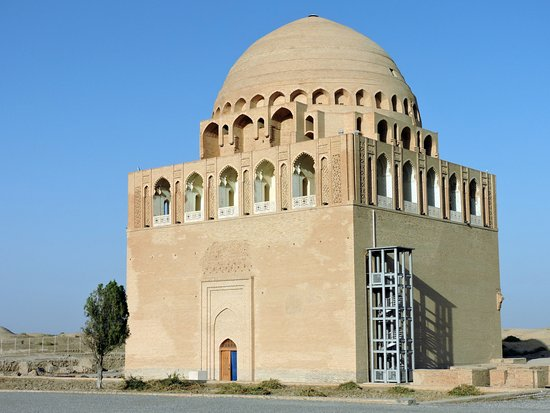 Ancient Merv: Mausoleum of Sultan Sanjar