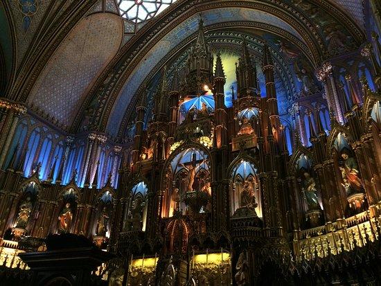 Montreal, Canadá: Altar