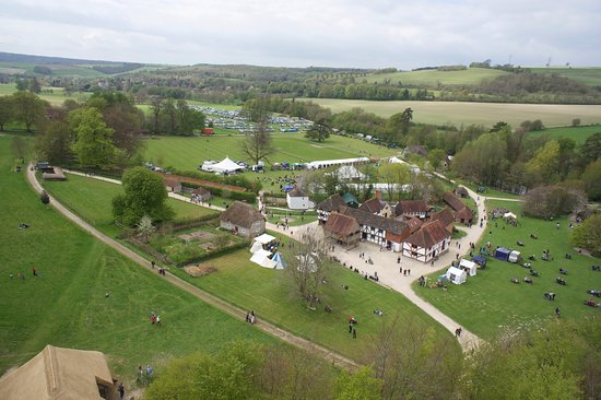 Weald & Downland Open Living Museum